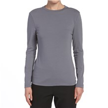 Women's Basic Long Sleeve Tee (CW50001)