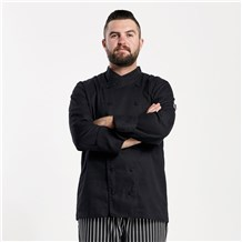 Crossover Collar Chef Jacket (5710)