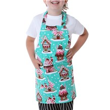 Pint Size Chef Aprons (CW8650H) [Seasonal-Limited]