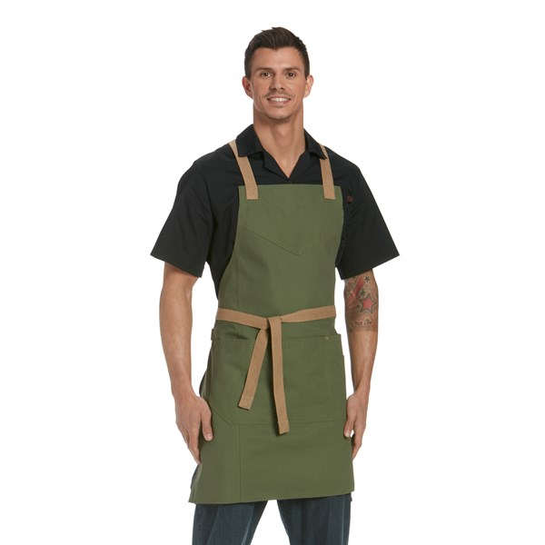 The Ranch Bib Apron (CW1686)