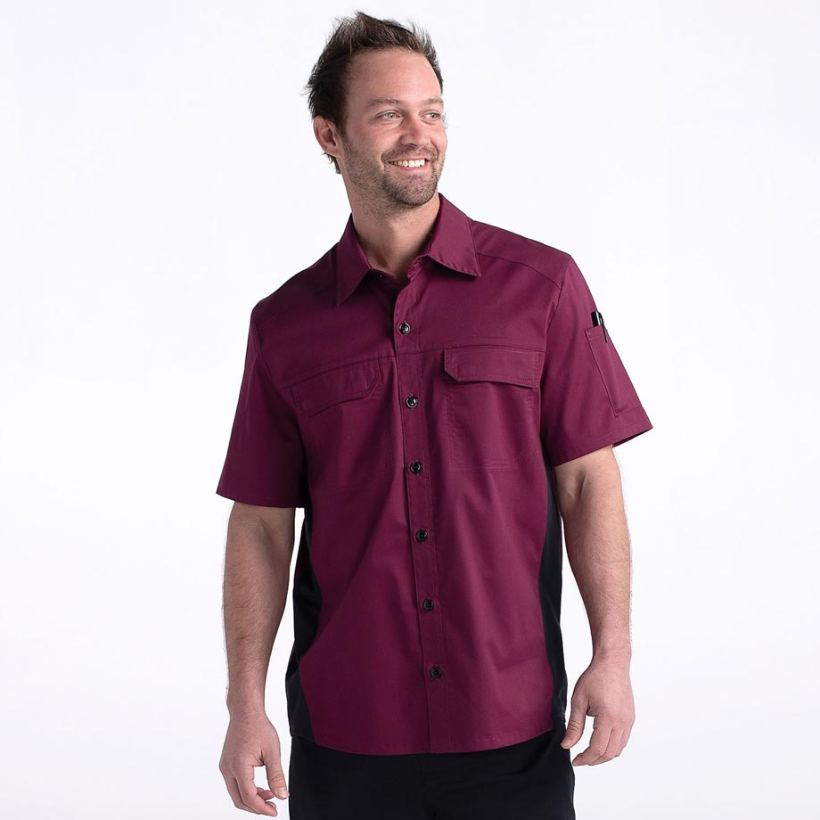 Chefwear Work Shirts for Men and Women