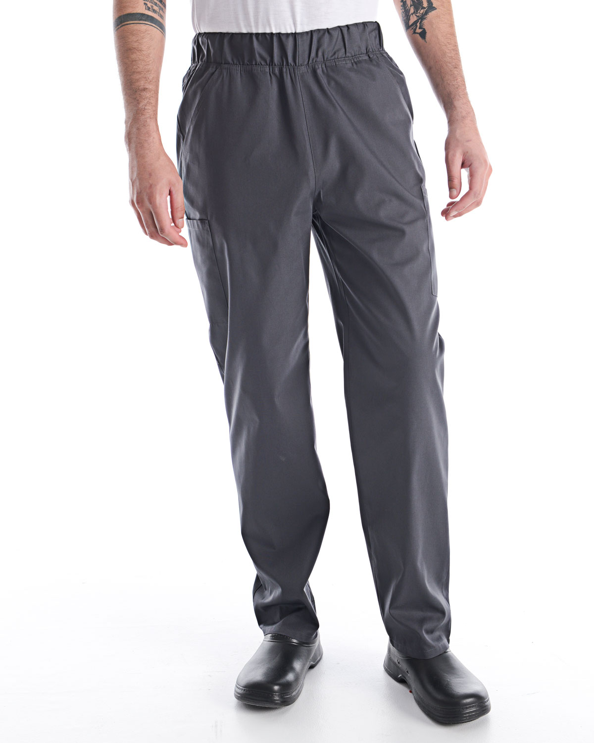 Pull-On Cargo Chef Pant