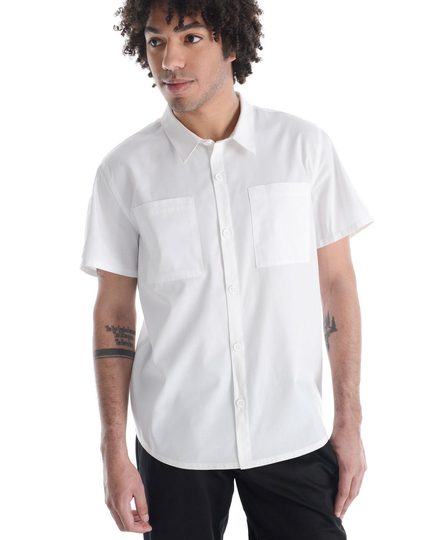 Unisex Camp Shirt