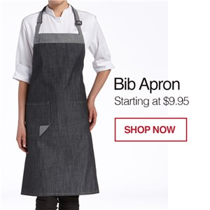 Beau Bib Apron Bib Apron