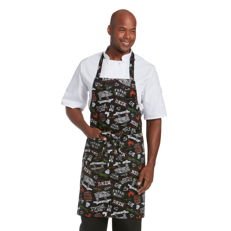 White bib apron - Cw1650_cw250_01