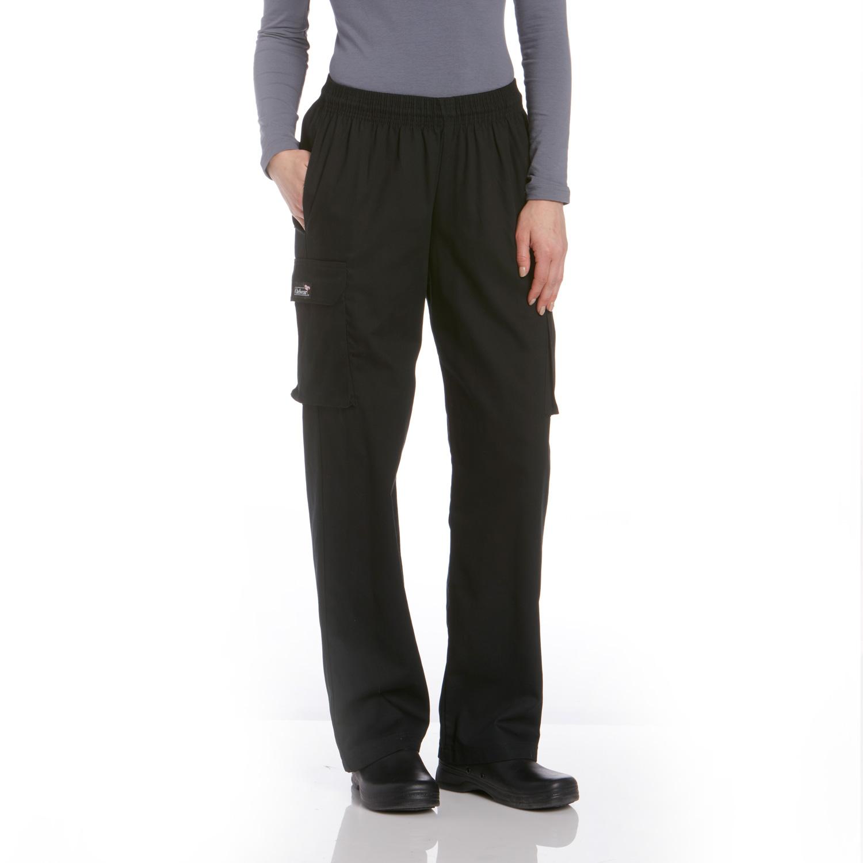 Women S Low Rise Cotton Cargo Chef Pants 3250 Chefwear