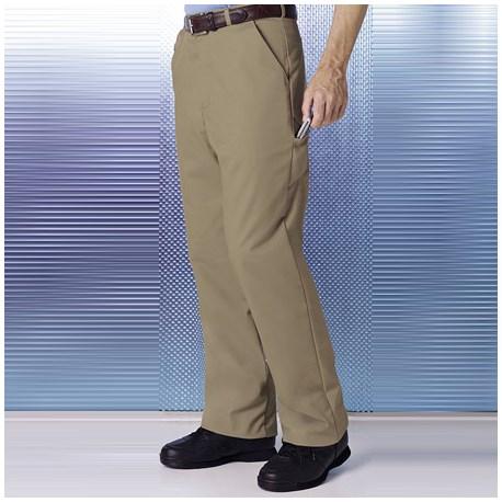 Mens Flat Front Work Pant (5016)