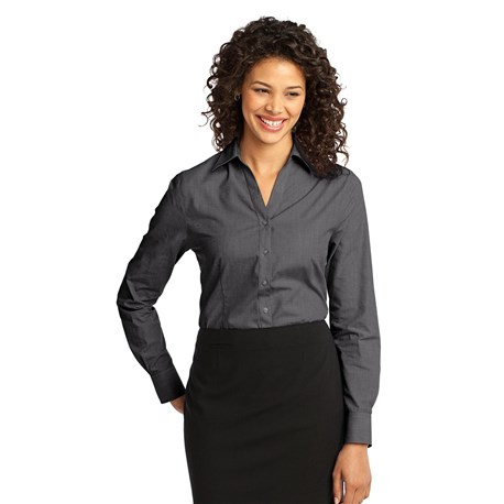 Women's Oxford Server Shirt (CW1331HR)
