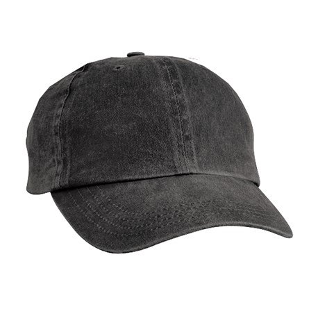 100% Cotton Pigment Dyed Cap (CW1481)