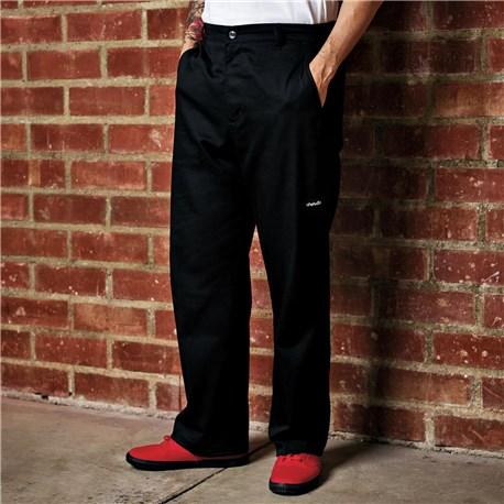 Men's Modern Cotton Flat Front Pant (CW3520)