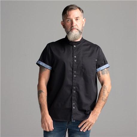 Unisex Relaxed Short Sleeve Restaurant Work Shirt (CW4320)