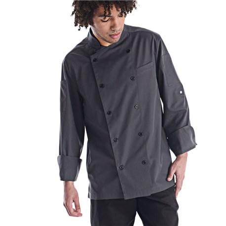 Unisex Modern Essential Long Sleeve Chef Coat (CW4412)
