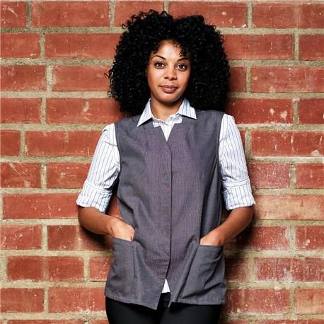 Women's Server Uniform Vest (CW5350)