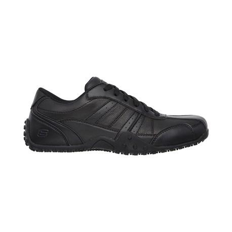 Skechers Work Relaxed Fit Elston Shoe (CW7045)