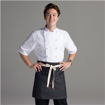 Chefwear Denim Waist (Half) Apron for Servers and Waiters, Chef Wear Style CW1691