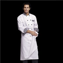 Four Way Culinary Apron (241)