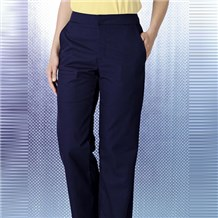 Women's Natural Waist Cuffed Pants (5511)