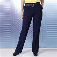 Women's Natural Waist Flat Front Pant (5516)