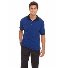 Coed Heather Twist Polo (686)