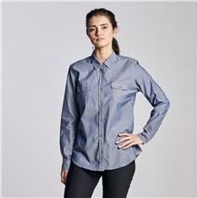 Women's La Fermiere Chambray Shirt (CW1344)