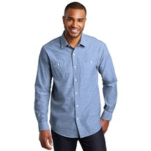 Men's Kitchen Chambray Shirt (CW1350)