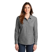 Women's Kitchen Chambray Shirt (CW1351)