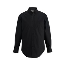 Men's Long Sleeve Stretch Poplin Shirt (CW1360)