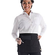 Unisex Essential Multi-Pocket Waist Apron (CW1641)