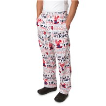 Ultimate Cotton Chef Pants (CW3500H) [Let Freedom Ring]