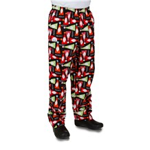 Ultimate Cotton Chef Pants (CW3500H) [Triangle Santas]