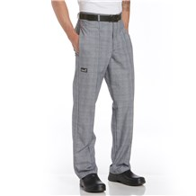 Tailored Cotton Chef Pants (3640)