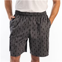Unisex Classic Cotton Cargo Shorts (CW3850)