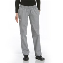 Women's Cotton Blend Low Rise Chef Pants (3950)