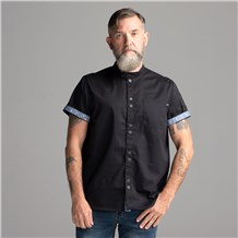 Modern Restaurant Work Shirt (CW4320)