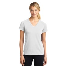 Women's Slim Sport-Tek Performance V-Neck (CW4622)