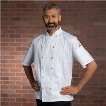 Fair Kitchens Men's Chef Jacket (CW5121FK)