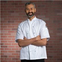 Fair Kitchens Men's Chef Jacket (CW5121FK)