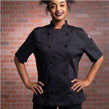 Fair Kitchens Women's Chef Jacket (CW5122FK)