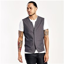 Men's Server Uniform Vest (CW5330)