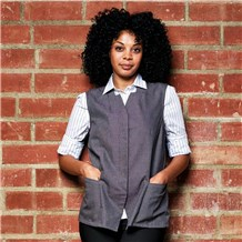 Women's Server Uniform Vest (CW5350)