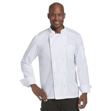 Mesh Back Chef Jacket (CW5663)