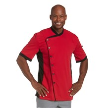 Men's Vented Vibe Chef Coat (CW5882)