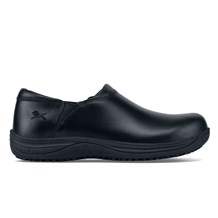 Mozo Leather Slip On Chef Shoes (7110)