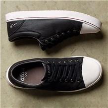 Mozo Grind Black/White Canvas Shoe (CW7315)