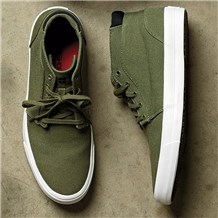 Cabbie II Oregano Canvas Shoe (CW7325)