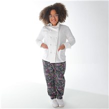 Unisex Kids Ultimate Cotton Chef Pant (CW8200) [Cupcake]