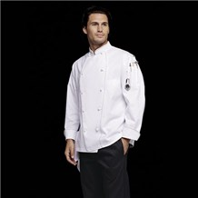 Men's Executive Chef Coat (ID0107)
