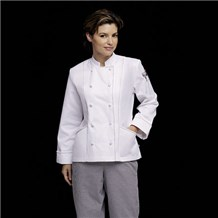 Women's Executive Chef Coat (ID0108)