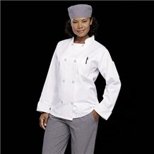 Coed Essential Chef Coat (ID0112)