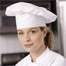 Traditional Chef Hat (ID0205)